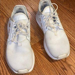 Adidas White Xplorers